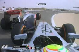 Bad behaviour in Bahrain?