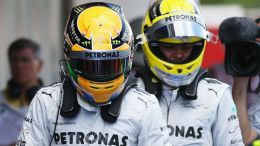 Mercedes feel the pain in Spain