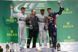 Bianchi's crash overshadows Hamilton's Suzukatriumph